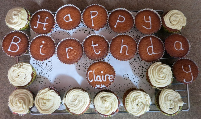Cakes for Claire