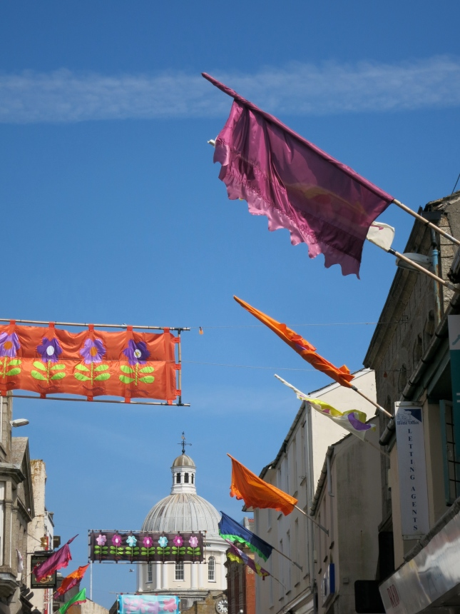Penzance flags