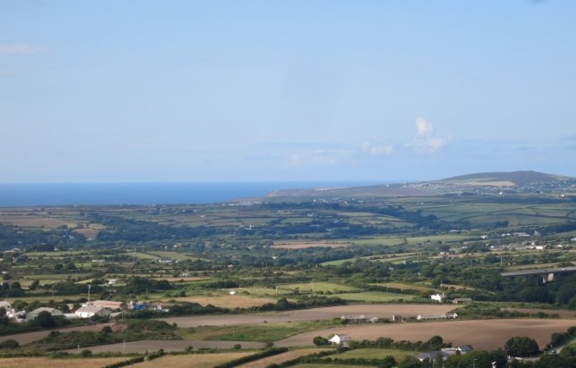 St Agnes Beacon and the North Coast