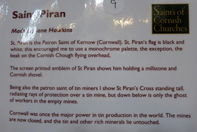 St Piran, info