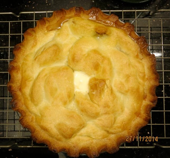 Americana Apple Pie