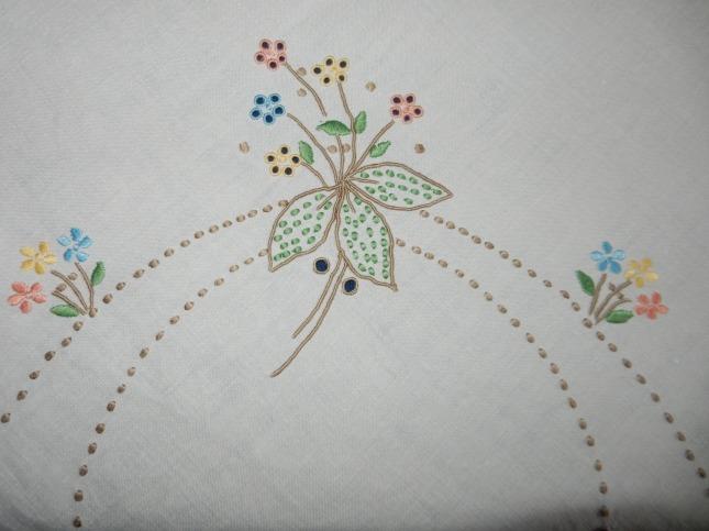 Granny's embroidery