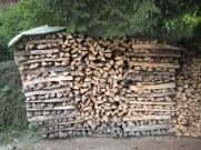 Wood-stack Austria