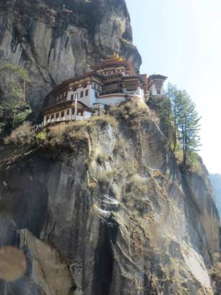 To Buddha Point and the Tiger's Nest