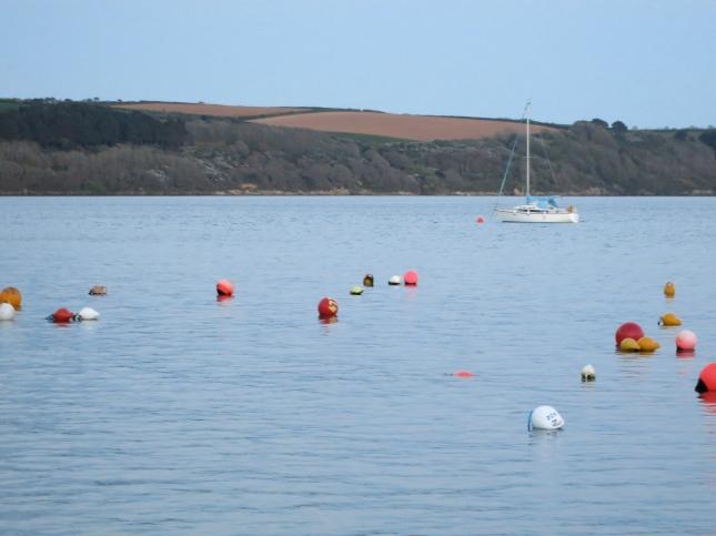 Floats afloat