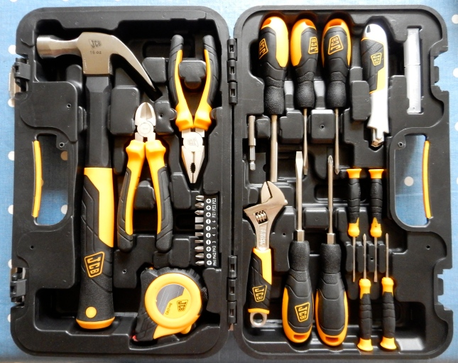 My very own tool box