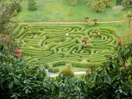 The Glendurgan Maze