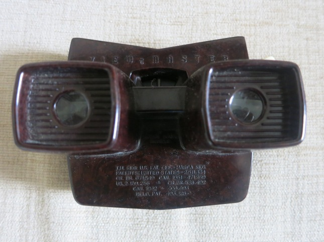 The View-Master 'machine'