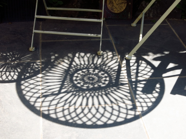 Table shadow