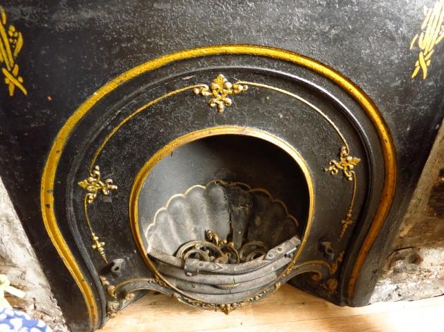 Fireplace at Ragamuffin