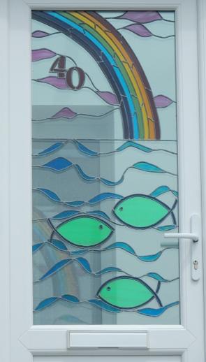 Front door in Hayle