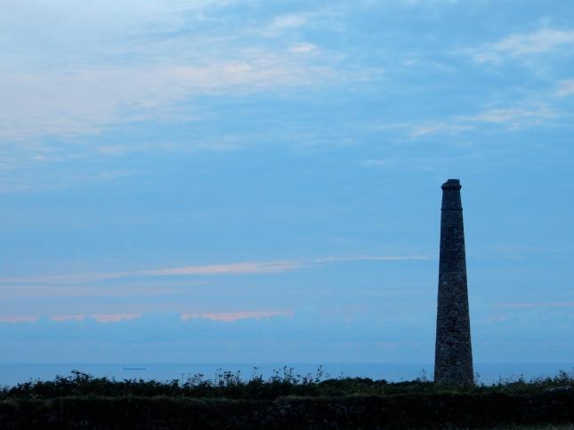 Chimney at Botallack
