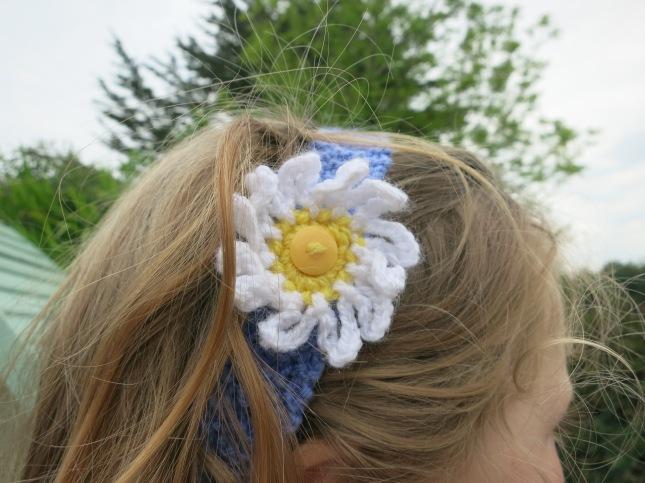 Daisy headband