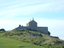 Church on St Ives Head