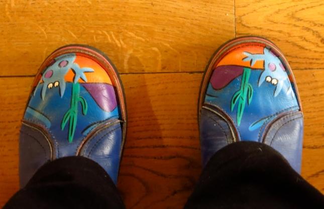 My Arizona boots