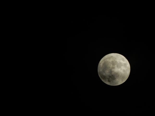 Moon 25/11/15