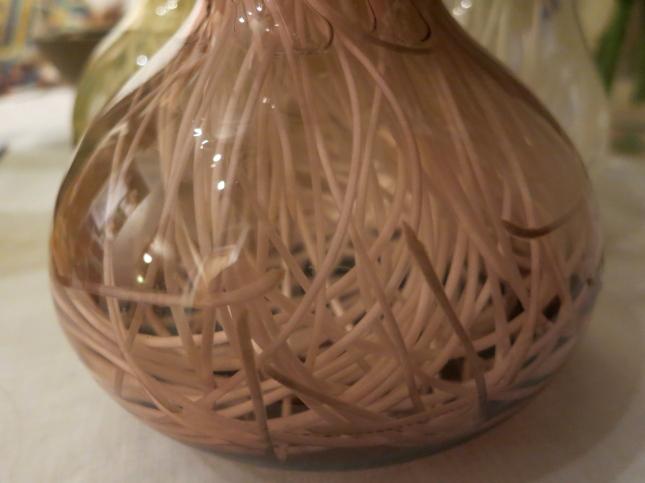 Hyacinth roots