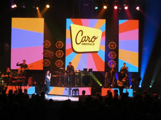 Caro Emerald's concert