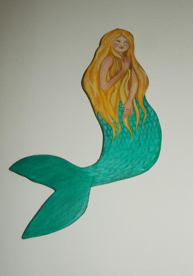 Mermaid by Carol Buller
