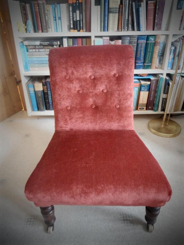My Granny's Nursing chair