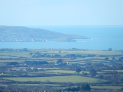 Looking over to St Ives