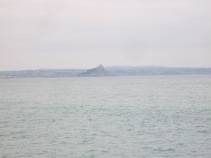 St Michael's Mount from the prom