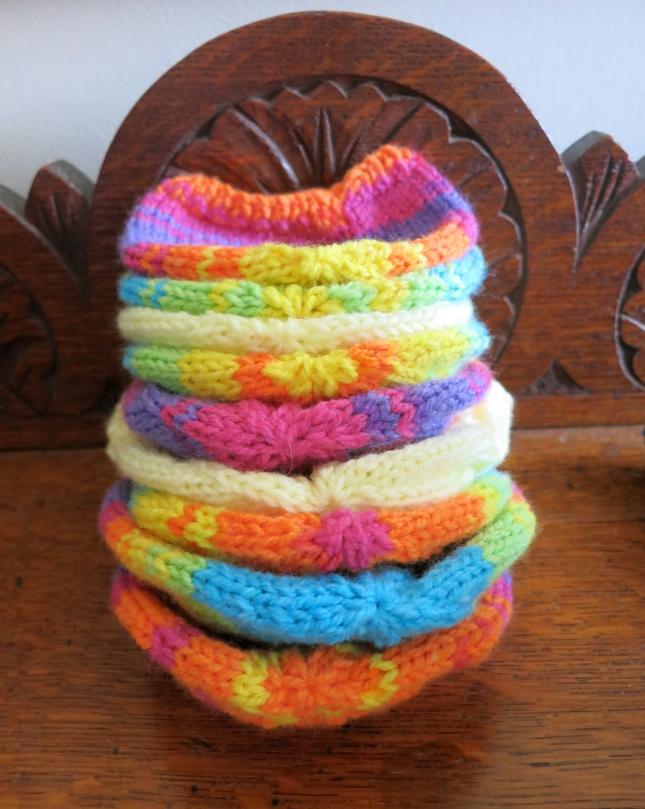 Hats for premature babies
