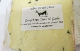 Gwig Keus (Village Cheese) with chive and garlic