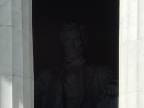 Look hard and you'll see Lincoln