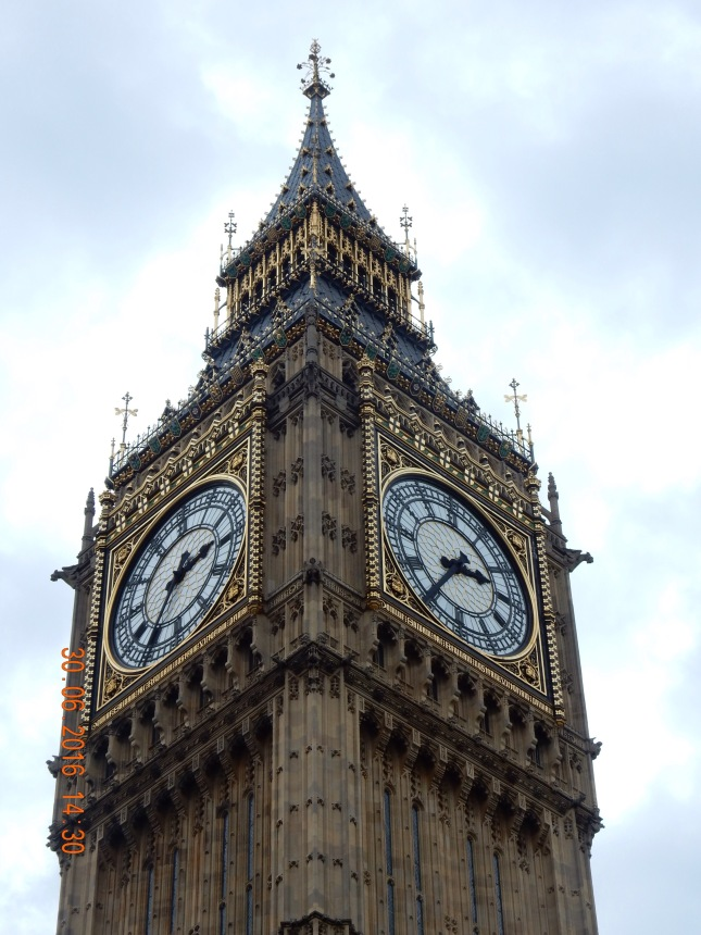 Beautiful Big Ben, Westminster, London