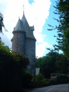 The Water Tower at Trelissick