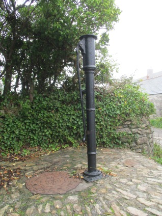 The old village pump