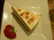 Amaretti Cheesecake