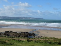 Looking towards St Ives