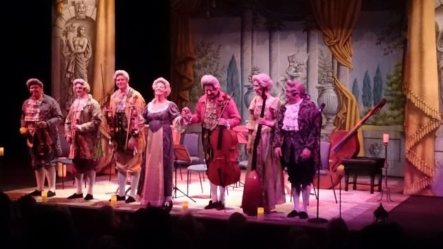 The locrian Ensemble - photo by Nadia Hubbard.