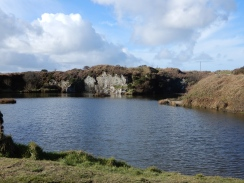 The quarry, long view