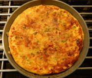 Frittata for lunch