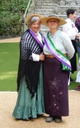 Two more Singing Suffragettes