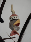 Helmet belonging to Sir Arthur Northcote
