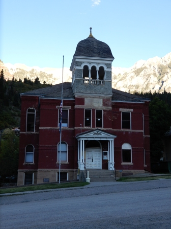 Ouray County Courthouse 1888