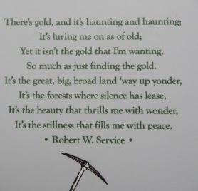 Poem by Robert W Service