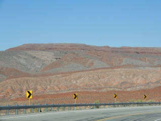 Rainbow Desert around the bend