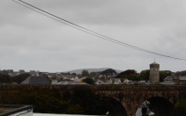 The viaduct and the Town Clock