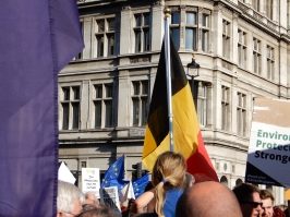 Some Germans were here supporting us all