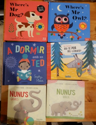 Starting the library for the early learners