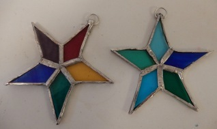 Stars made by a Mother and her 12 year old daughter