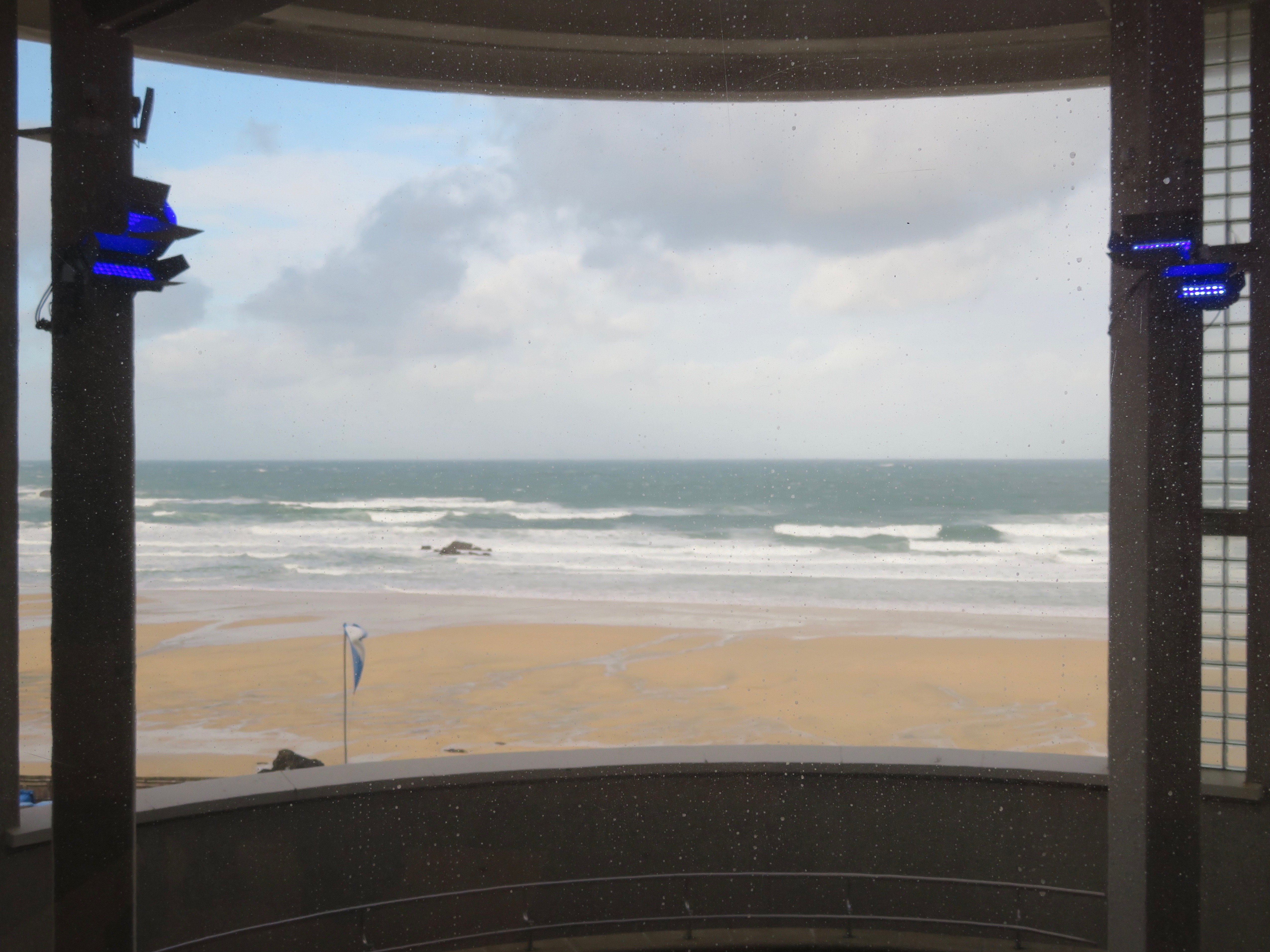 Porthmeor from The Tate