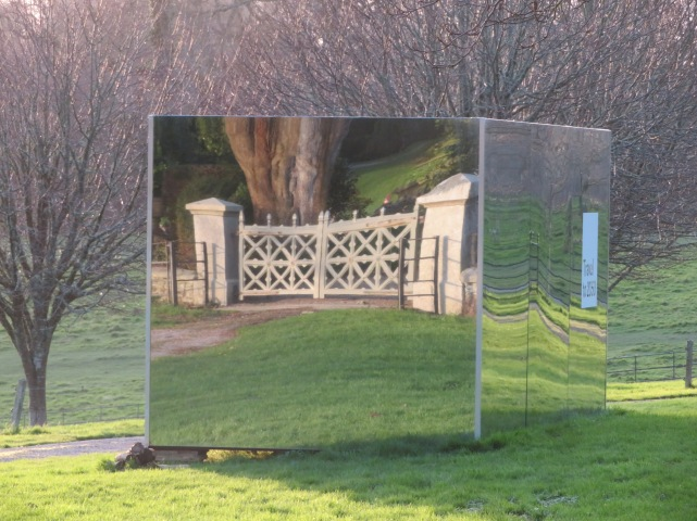 Reflection of the gates