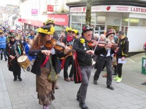 Cornish musicians