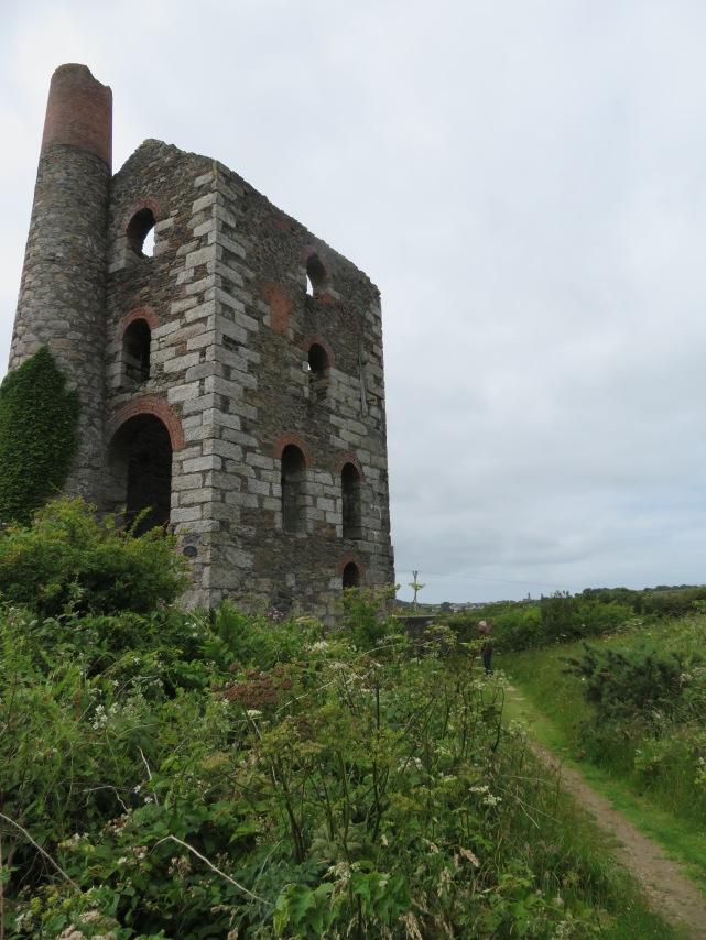 St Uny Engine house